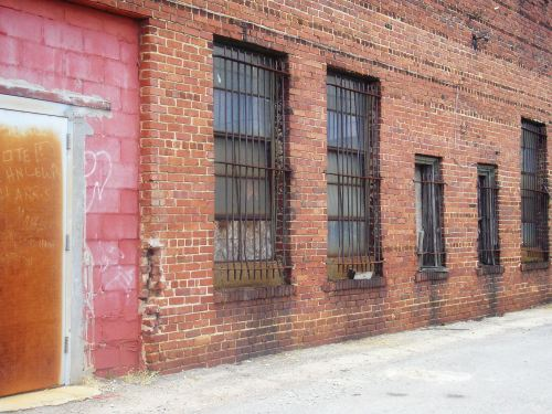 Downtown Birmingham Alley